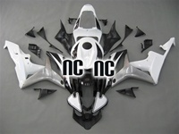 Honda CBR 600RR White/Silver Fairings