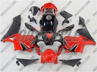 Red/Black Honda CBR 600RR Fairings