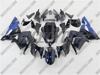 Kawasaki ZX10R Blue Flame Fairings