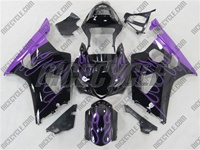 Suzuki GSX-R 1000 Bright Purple Fairings