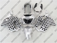 Honda CBR 600 F4 Checkered Fairings