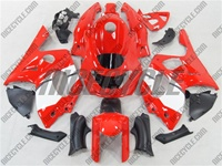 Yamaha YZF-600R Red OEM Style Fairings