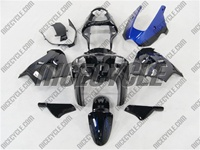 Kawasaki ZX9R Blue Fire Fairings
