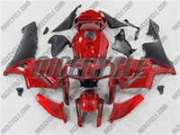 Honda CBR 600RR Candy Metallic Red Fairings