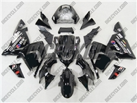 Kawasaki ZX10R Sponsored Race Fairings