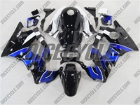 Honda CBR 600 F2 Blue/Black Fairings