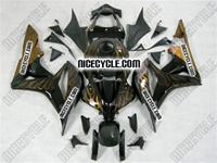 Honda CBR 600RR Deep Bronze Fire Fairings