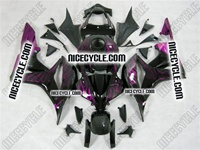 Honda CBR 600RR Purple Fire Fairings