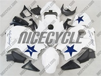 Suzuki GSX-R 1300 Hayabusa Dallas Cowboys Fairings