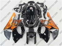 Yamaha YZF-600R Burnt Orange Fairings