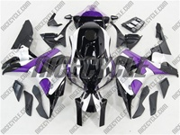 Honda CBR 1000RR Purple/Black Fairings