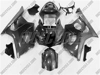 Suzuki GSX-R 1000 Candy Charcoal Fairings