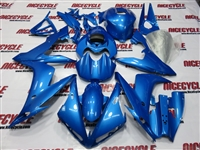 Yamaha YZF-R1 Cobalt Blue Fairings