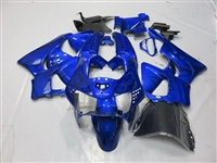 Honda CBR 900RR Cobalt Fire Fairings