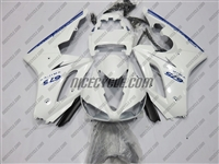 Triumph Daytona 675 Blue/White Fairings