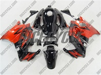 Honda CBR 600 F2 Metallic Orange Fairings