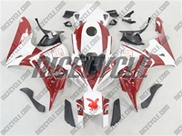 Honda CBR 1000RR Playboy Fairings