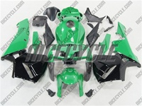 Honda CBR 600RR Green/Black Fairings