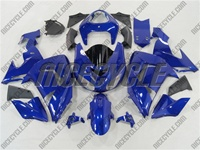 Kawasaki ZX10R Deep Blue Fairings