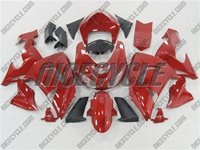 Kawasaki ZX10R Red Fairings