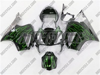 Green Flame Honda RC51/VTR1000 Fairing