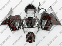 Red Flame Honda RC51/VTR1000 Fairing