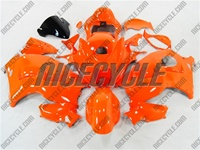 Neon Orange Suzuki GSX-R 1300 Hayabusa Fairings