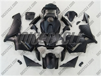 Satin Black Honda CBR 600RR Fairings