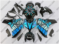 Honda CBR 1000RR Repsol Blue Fairings