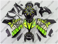 Honda CBR 1000RR Repsol Green Fairings