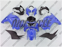Super Blue Ninja 250R Fairings