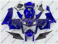 Honda CBR 600RR Candy Blue Fairings