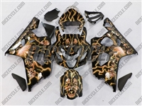 Airbrushed Custom Suzuki Aftermarket Fairings