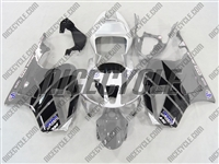 Silver/Black Honda RC51/VTR1000 Fairing