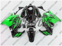 Honda CBR 600 F2 Electric Green Fairings