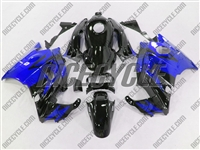 Electric Blue Honda CBR 600 F2 Fairings