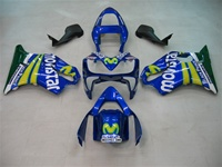 Honda CBR 600 F4i Movistar Fairings