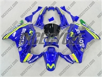 Honda CBR 600 F2 Movistar Blue Fairings