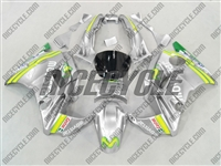 Honda CBR 600 F2 Silver Movistar Fairings