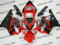 Red/Black OEM Style Honda CBR 600 F4i Fairings