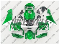 Honda CBR 600RR Metallic Green Fairings