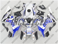Honda CBR 1000RR GIVI Blue Fairings