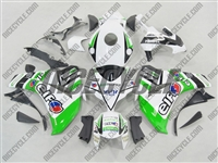 Honda CBR 1000RR ELF Green Fairings