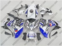 Honda CBR 1000RR ELF Blue Fairings