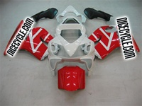 Honda CBR 600 F4i Red/WhiteFairings