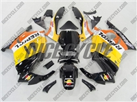 Repsol Yellow Honda CBR 600 F3 Fairings