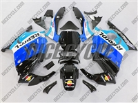 Honda CBR 600 F3 Blue Repsol Fairings