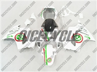 Honda VFR 800 Repsol Green Fairings