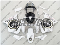 Lucky Strike Kawasaki ZX6R Fairings