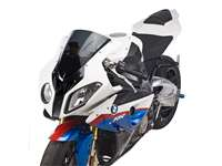 Hotbodies BMW S1000RR (2010-Present) SS Windscreen (Stock Replacement) - Dark Smoke